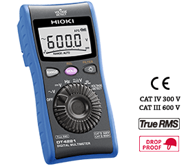DIGITAL MULTIMETER DT4221