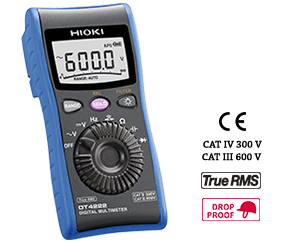 DIGITAL MULTIMETER DT4222
